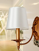 cheap -New Design Modern / Contemporary Wall Lamps & Sconces Bedroom / Office Metal Wall Light 220-240V 25 W