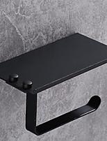 economico -Porta rotolo di carta igienica Nuovo design / Creativo Modern Alluminio 1pc 1 barra di asciugamano Montaggio su parete