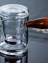 economico -vetro Heatproof 1pc tazze di tè