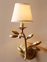 economico -Lampade da parete Salotto / Camera da letto Metallo Luce a muro 220-240V 40 W