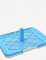 abordables -Chiens / Lapins / Chats Nettoyage Peignes Portable / Avion-école / Lavable Bleu