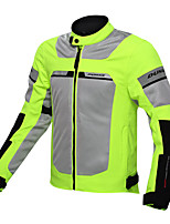cheap -DUHAN D-133 Motorcycle Clothes JacketforMen's PP (Polypropylene) Summer Water Resistant / Water Proof / Shockproof / Wearproof