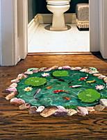 abordables -Pegatinas de piso - Calcomanías 3D para Pared Animales / 3D Dormitorio / Baño