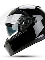 abordables -YOHE YH-970 Intégral Adultes Unisexe Casque de moto Respirable / Déodorant / Anti-transpiration