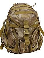 abordables -55 L Sacs à Dos - Séchage rapide, Vestimentaire Extérieur Randonnée, Camping Nylon Gris, Couleur camouflage, Kaki