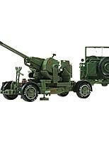 abordables -Petites Voiture Camion / Véhicule Militaire Militaire / Chariot / Camion de transporteur Vue de la ville / Cool / Exquis Métal Tous Enfant / Adolescent Cadeau 2 pcs