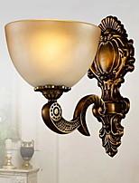 baratos -Luminárias de parede Sala de Estar / Quarto Metal Luz de parede 220-240V 40 W