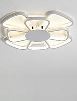 economico -Montaggio del flusso Luce ambientale - Con LED, 110-120V / 220-240V, Bianco caldo / Bianco freddo, Sorgente luminosa a LED inclusa