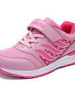 Недорогие -Мальчики Обувь Сетка Весна лето Удобная обувь Спортивная обувь Для прогулок для Лиловый / Пурпурный / Розовый