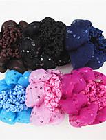 abordables -Décorations Accessoires pour cheveux Tricot Perruques Accessoires Fille 1pcs pcs 10 cm cm Scène / Usage quotidien Elégant Mignon / Enfant / Adolescent