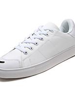 economico -Per uomo Scarpe Di corda Estate Comoda Sneakers Bianco / Nero