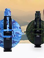 preiswerte -Camping-Wasserkocher Leicht / Faltbar Silikon Außen für Wandern / Camping / Militär Rot / Blau / Camouflage