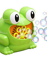 cheap -Bubble Blowing Toy Romance / Frog Creative / Automatic / Funny 1 pcs Child's Gift