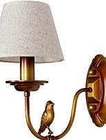 Недорогие -Новый дизайн / Cool Модерн Настенные светильники Спальня / Офис Металл настенный светильник 220-240Вольт 25 W
