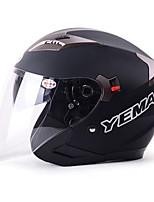 Недорогие -YEMA 627 Каска Взрослые Универсальные Мотоциклистам Защита от удара / Защита от ультрафиолета / Защита от ветра