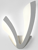 cheap -New Design Modern / Contemporary Wall Lamps & Sconces Living Room / Bedroom Acrylic Wall Light 220-240V 15 W