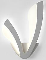 abordables -Design nouveau Moderne / Contemporain Appliques Salle de séjour / Chambre à coucher Acrylique Applique murale 220-240V 15 W