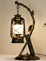 cheap -Simple / Modern / Contemporary Creative / Cool Table Lamp For Living Room / Bedroom Metal 220V