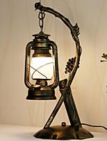 Недорогие -Простой / Модерн Творчество / Cool Настольная лампа Назначение Гостиная / Спальня Металл 220 Вольт