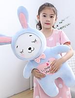 cheap -Rabbit Stuffed Animal Plush Toy Cute / Lovely Acrylic / Cotton Gift 1 pcs