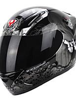 abordables -YOHE YH-991 Intégral Adultes Unisexe Casque de moto Respirable / Déodorant / Anti-transpiration