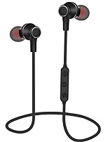 cheap -JTX BT02 In Ear Bluetooth 4.2 Headphones Earphone Aluminum Alloy Sport & Fitness Earphone with Microphone / with Volume Control / Magnet Attraction Headset