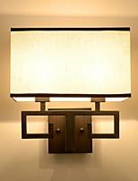 baratos -Novo Design / Legal Vintage Luminárias de parede Sala de Estar / Quarto Metal Luz de parede 220-240V