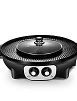 Недорогие -Многоцелевой горшок Многофункциональный Нержавеющая сталь / ABS + PC Жаровые блюда 220-240 V 2200 W Кухонная техника