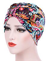 Недорогие -Жен. Классический / Праздник Широкополая шляпа Геометрический принт