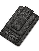 cheap -Men's Bags PU(Polyurethane) Wallet Zipper Black / Coffee