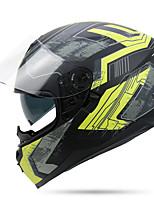 cheap -YOHE YH-967 Full Face Adults Unisex Motorcycle Helmet  Breathable / Deodorant / Anti-sweat