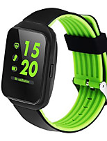cheap -Smartwatch Z40 for Android 4.3 and above / iOS 7 and above Heart Rate Monitor / Blood Pressure Measurement / GPS / Long Standby / Hands-Free Calls Timer / Stopwatch / Pedometer / Call Reminder