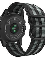 cheap -Smart Watch Band for Garmin 1 pcs Sport Band Nylon Replacement  Wrist Strap for Fenix 5x Fenix 3 HR Fenix 3