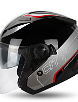 cheap -YOHE YH-868 Half Helmet Adults Unisex Motorcycle Helmet  Breathable / Deodorant / Anti-sweat