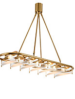 cheap -ZHISHU 7-Light Geometric / Mini Chandelier Ambient Light - Mini Style, Tree, 110-120V / 220-240V Bulb Not Included