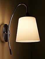 Недорогие -Диммируемая Модерн Настенные светильники Спальня Металл настенный светильник 220-240Вольт 3 W