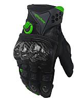 preiswerte -RidingTribe Vollfinger Unisex Motorrad-Handschuhe Kohlefaser / Poly Urethan / Atmungsaktives Gewebe Atmungsaktiv / Stoßfest