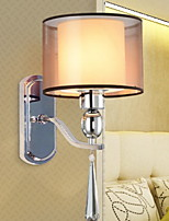 cheap -Anti-Glare Modern / Contemporary Wall Lamps & Sconces Living Room / Hallway Metal Wall Light 220-240V 40 W / E27