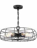 baratos -OYLYW 5-luz Luzes Pingente Luz Ambiente - Criativo, 110-120V / 220-240V Lâmpada Não Incluída / 15-20㎡ / E26 / E27