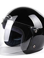 Недорогие -YEMA 607 Каска Взрослые Универсальные Мотоциклистам Защита от удара / Защита от ультрафиолета / Защита от ветра