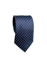 cheap -Men's Work / Basic Cotton / Polyester Necktie - Polka Dot / Print / Color Block / All Seasons