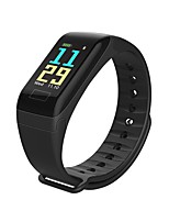 cheap -Smartwatch R3C for iOS / Android Heart Rate Monitor / Waterproof / Blood Pressure Measurement / Calories Burned / Touch Screen Timer / Call Reminder / Sleep Tracker / Sedentary Reminder / Alarm Clock