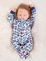 cheap -OtardDolls Reborn Doll Baby Boy 18 inch Silicone - lifelike, Hand Applied Eyelashes Kid's Boys' Gift