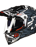 Недорогие -LS2 MX436 Кроссовый шлем Взрослые Универсальные Мотоциклистам Демпфирование / Водоотталкивающие / Износоустойчивый