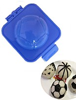 cheap -Bakeware tools Plastic Cute / DIY For Cookie / Rice / For Candy Cake Molds / Dessert Tools 1pc