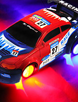 cheap -RC Car 4CH Drift Car / High Speed 1:24 Brush Electric KM/H with LED Light