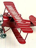 Недорогие -1шт Металл Дача / ДеревняforУкрашение дома, Декоративные объекты / Домашние украшения Дары