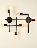 cheap -New Design / Creative Retro / Country Wall Lamps & Sconces Study Room / Office / Shops / Cafes Metal Wall Light 220-240V
