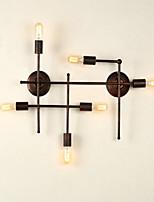 baratos -Novo Design / Criativo Retro / Regional Luminárias de parede Quarto de Estudo / Escritório / Lojas / Cafés Metal Luz de parede 220-240V