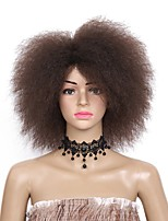 cheap -Synthetic Wig / Synthetic Lace Front Wig Curly Side Part Synthetic Hair Synthetic / Best Quality / New Arrival Black / Ombre Wig Women's Short Capless / Fashion